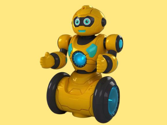 骏意设计智能玩具案例