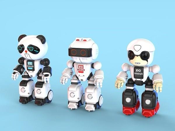 成长型机器人设计