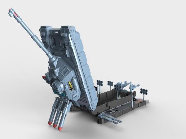 益智坦克玩具设计