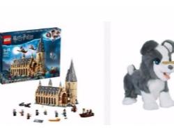 12款玩具成爆款 eBay英国站公布圣诞节玩具清单