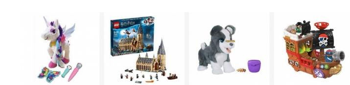 eBay英国站部分爆款玩具