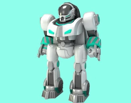 骏意设计·智能指纹识别机器人案例