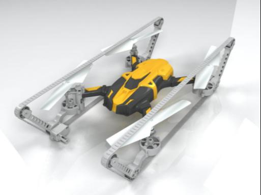 四轴飞行器产品研发公司有哪些?