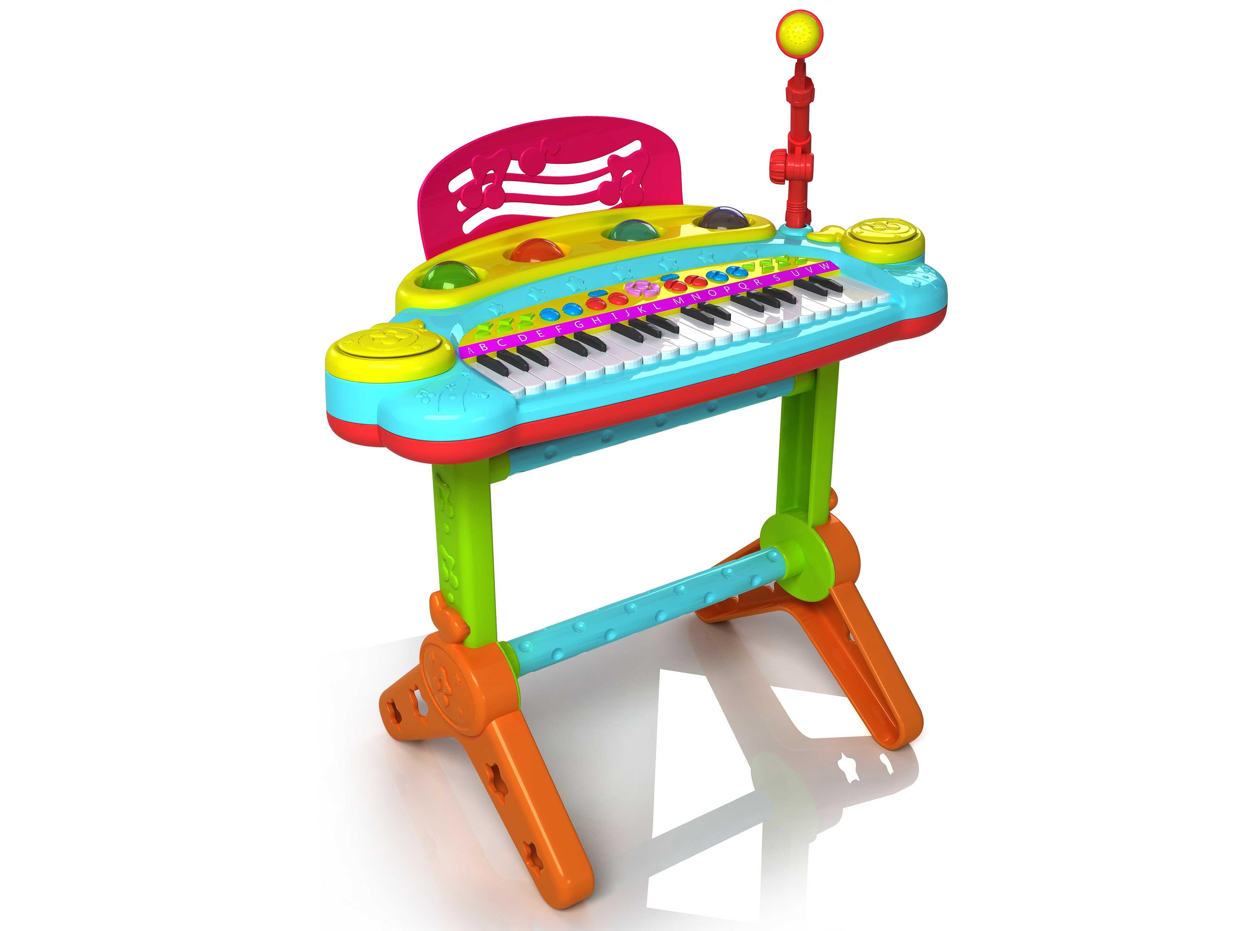 大电子琴排版4