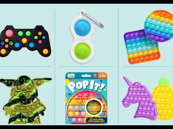 泡泡板解压玩具那么火,但是这家公司却不设计