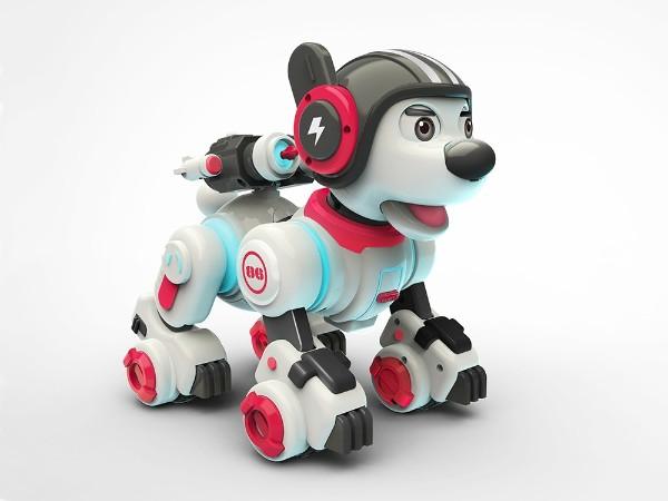 智能互动宠物设计