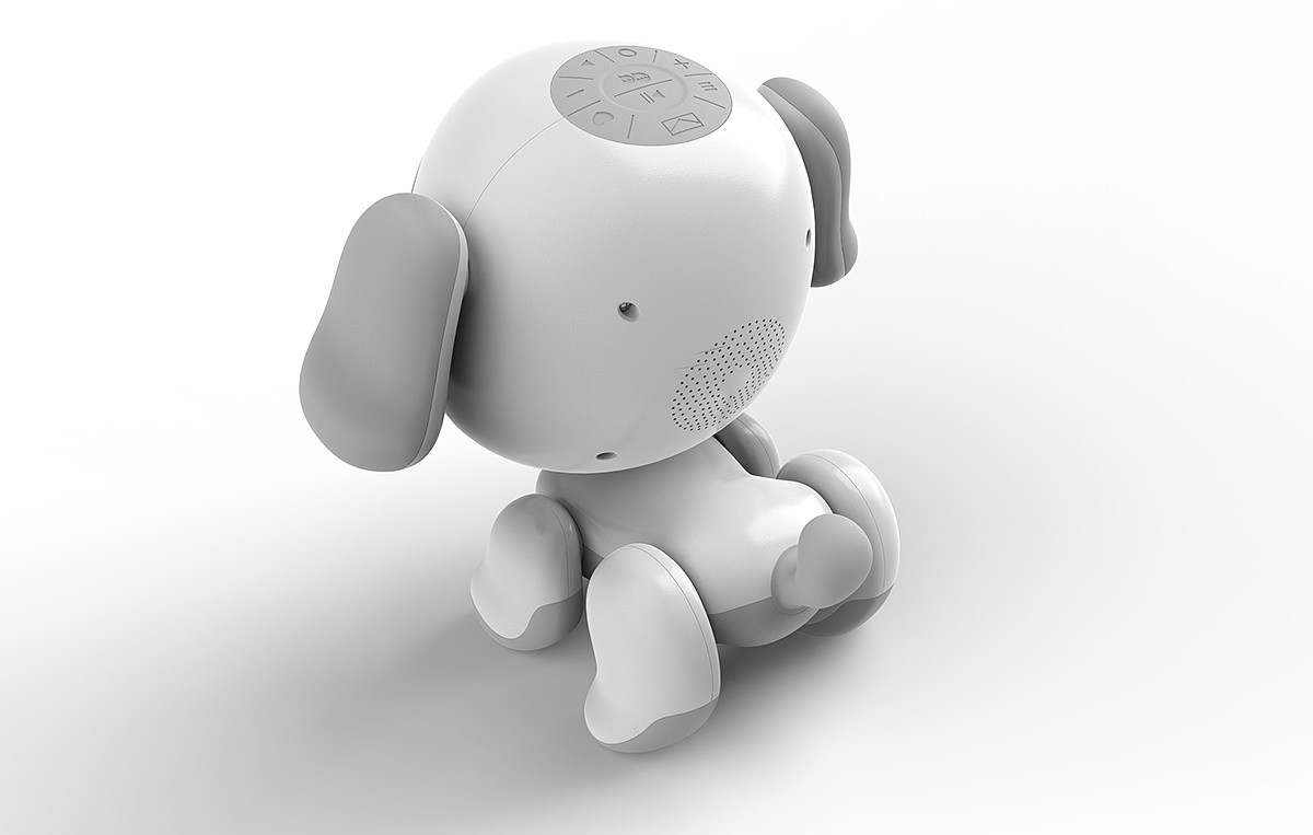 智能玩具开发