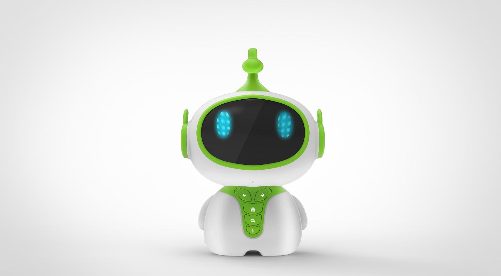 "AI""逗伴""智能机器人设计"