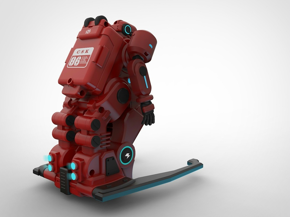 桌面足球对战机器人设计