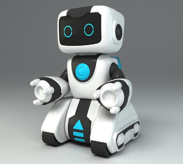 骏意智能机器人案例
