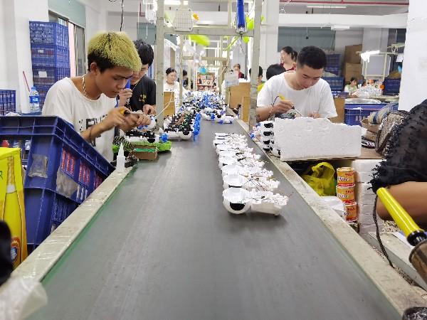 玩具研发生产厂商