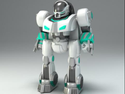 哪家设计公司做机器人玩具比较好