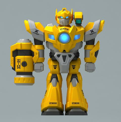 骏意设计机器人案例