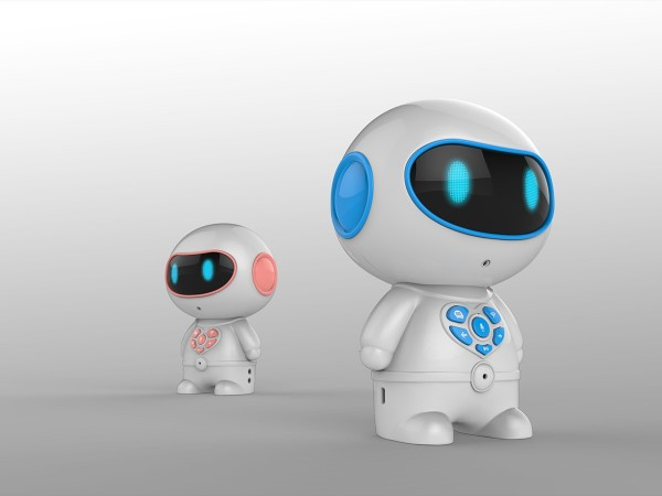 智能AI故事机设计
