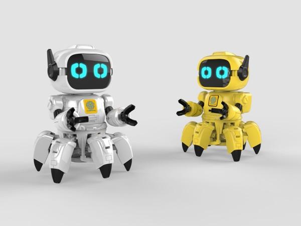 智能托盘编程机器人