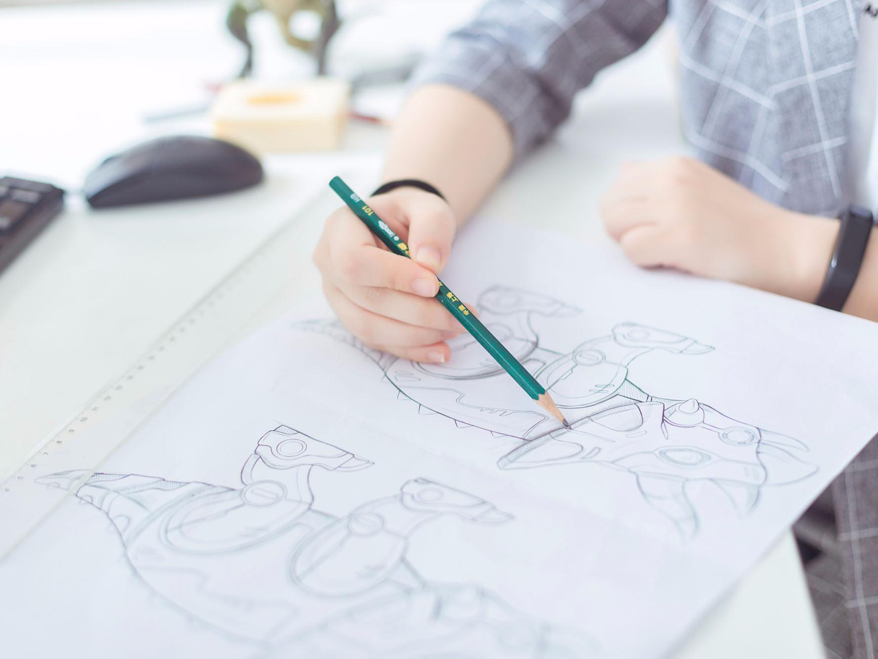 高性价比的玩具外观设计,源于专业的设计公司!